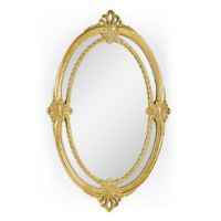 Picture of Neo-classical Adam style mirror by Jonathan Charles