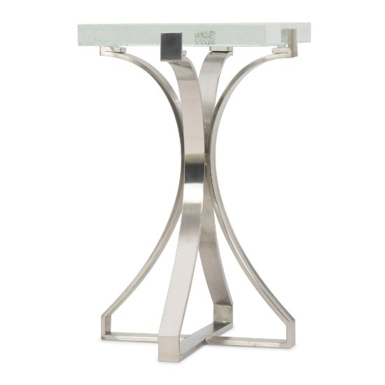 Picture of Bubble Glass Accent Table