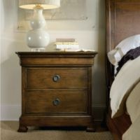 Picture of Archivist Three-Drawer Night Stand