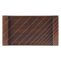 Picture of Hatch Tray | American Walnut Serving Tray