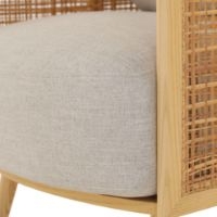 Picture of Summerland | Single Seater Fabric Sofa